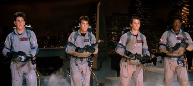 Ghostbusters ho