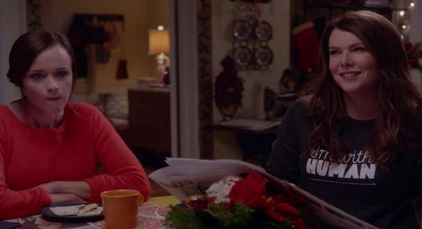 Gilmore Girls has a date!