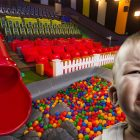 Playgrounds in movie theaters?!